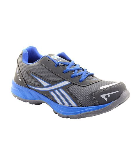 porcupine gray running sport shoes for price in india