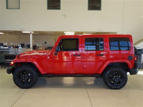 Chapman Las Vegas Jeep 2015 Jeep Wrangler Unlimited In Las Vegas Stock