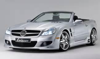 Mercedes By Mercedes Sl500 By Lorinser