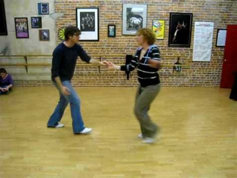 lindy swing out lindy hop swing out basics class review youtube