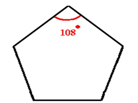Interior Angle Of A Regular Pentagon by Understanding The Math I Teach Geometry