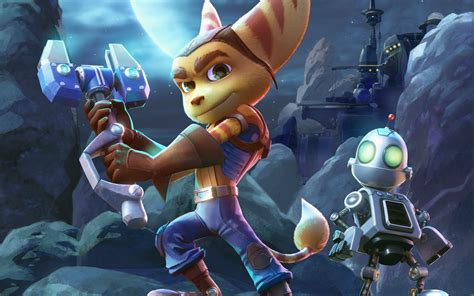 ratchet  clank   wallpapers hd wallpapers