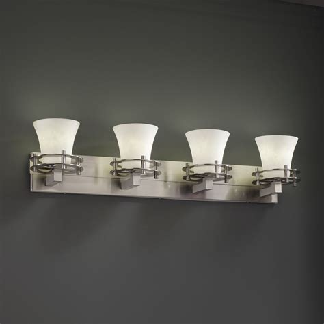 modern bathroom vanity light fixtures 14 amazing bathroom light fixtures designer direct divide
