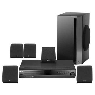 lg ht302sd 5 1 channel home theater system just price india