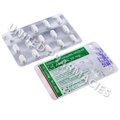 Hydroxyzine Detox by Atarax Hydroxyzine Hydrochloride 25mg 15 Tablets