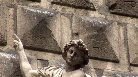lettere in aramaico la curiosa storia della chiesa ges 249 nuovo di napoli