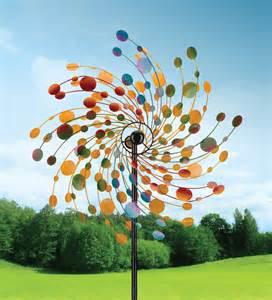 Backyard Landscape Lighting by Confetti Kinetic Spinner Wind Spinners Yard Art The