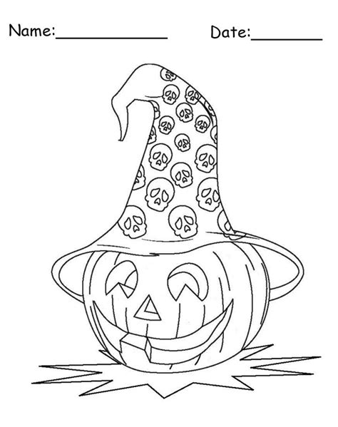 halloween coloring pages crafts enjoy halloween with halloween themed coloring pages and