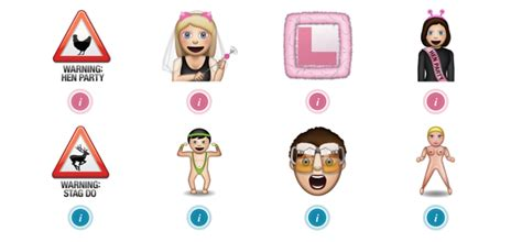Wedding Dress Emoji by They Ve Finally Released A Set Of Wedding Emojis We Needed