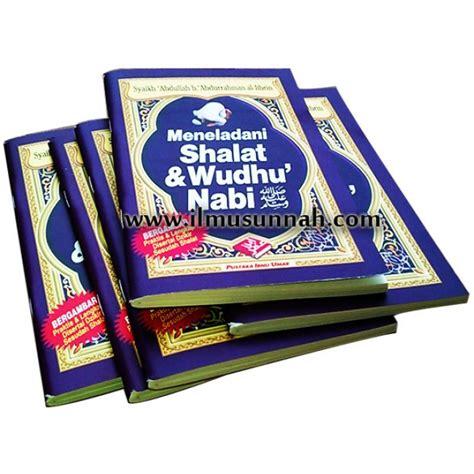 Buku Murah Meneladani Shalat Wudhu Nabi buku poket meneladani shalat dan wudhu nabi