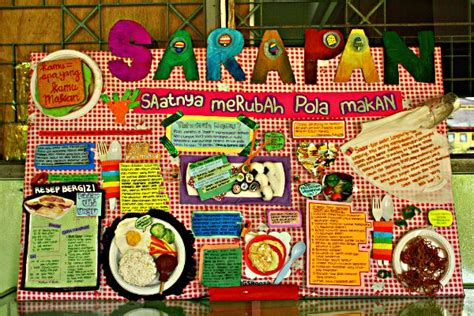 contoh layout mading contoh mading dewi arianti