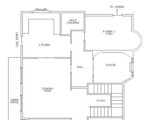 Coraline House Floor Plan | coraline house floor plan home design and style