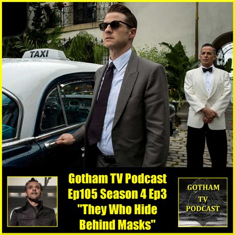 105 3 the fan podcast gotham tv podcast behind or should we say in front of