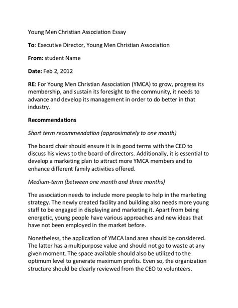 Christian Essays by Christian Association Essay