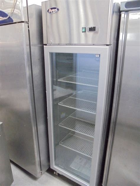 Upright Glass Door Freezer Display Asia 45 secondhand catering equipment upright freezers new atosa single glass door upright display