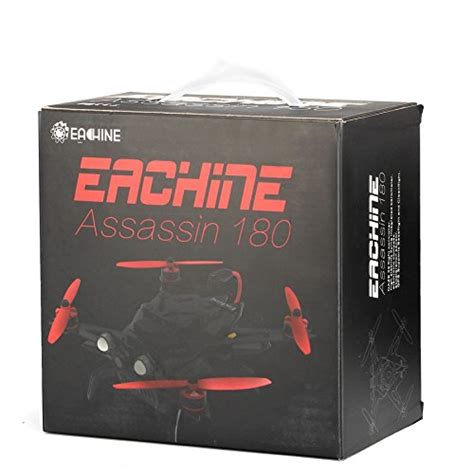Eachine Assassin 180 Fpv Arf eachine assassin 180 fpv quadcopter drone with hd