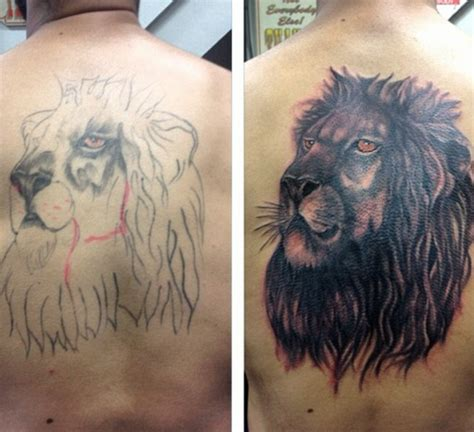 botched tattoos these botched transformations are amazing