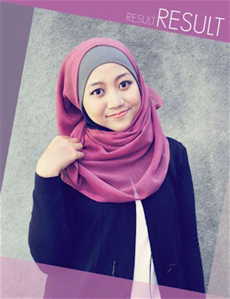 cara memakai hijab modern how to wear paris hijab rectangular uphil n raghiel