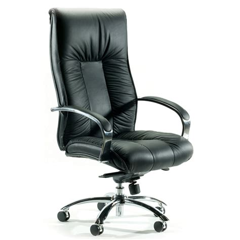 Black Cable Executive Class legend executive high back chair black pu office