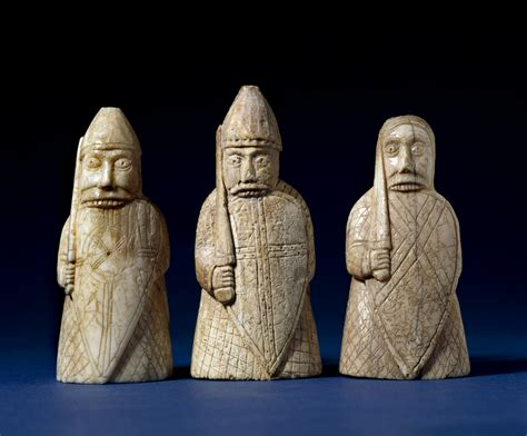 The Lewis Chessmen the viking of tammy tour guide