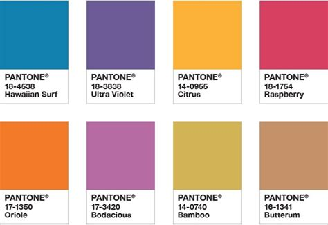 colores pantone pantone color of the year 2018 herramientas para