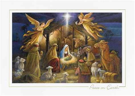 printable nativity scene christmas cards nativity scene religious christmas cards