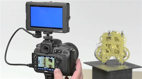 Monitor External Dslr how to use hdmi recorder external monitor with