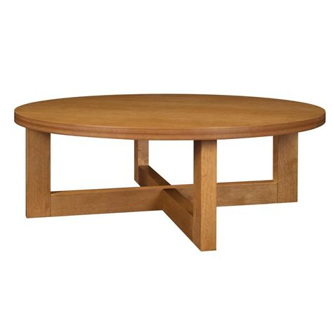 Medium Oak Coffee Table Sauder Canal Northern Oak Coffee Table 419233 The Home Depot