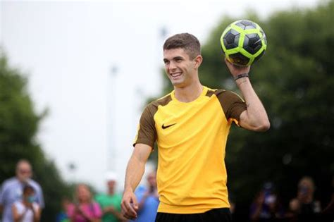 christian pulisic hershey high school christian pulisic international chions cup coming to