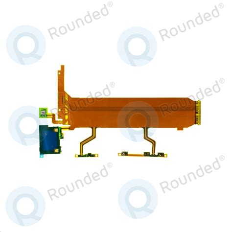Flexibel Power Volume Swith Tombol Sony Xperia Sp C5302 sony xperia z ultra volume power button flex cable