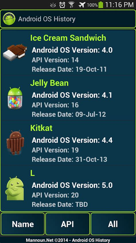 what is the newest android os version history of android os android apps on play