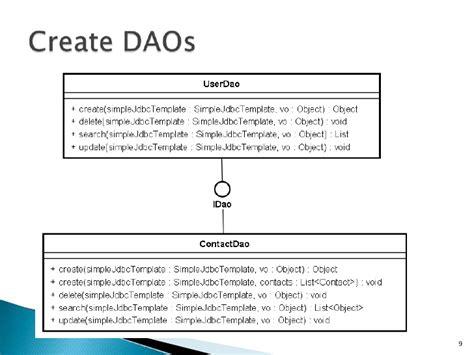 jdbc template in free jdbc template in free template design
