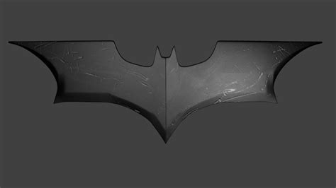 the gallery for gt batarang template