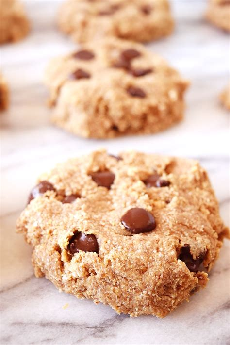 vegan chocolate recipe cocoa butter almond butter chocolate chip cookies vegan