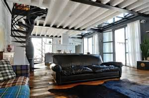 Building A Loft In Garage by A Beautifully Restored Loft In A Former Garage Building