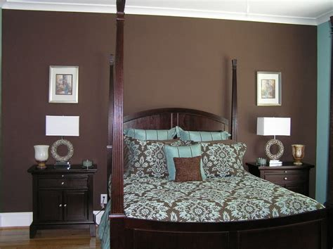 chocolate bedroom brown and blue bedroom bedroom ideas pictures