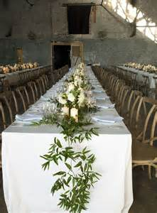 Banquet Table Decorations by 17 Best Ideas About Banquet Table Decorations On