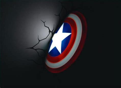 marvel superheroes light smash your home with 3d deco