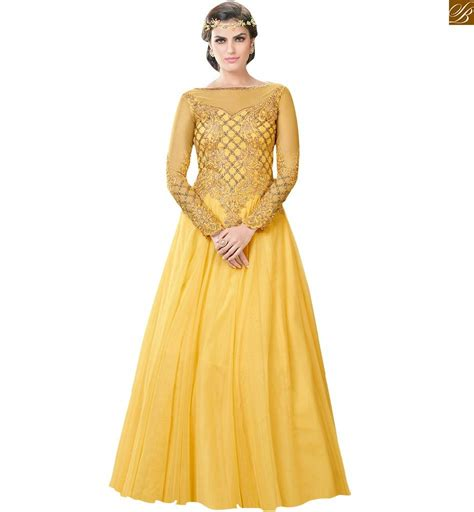 LONG GOWNS DRESS ONLINE INDIA SPECIAL OCCASION WEAR FOR