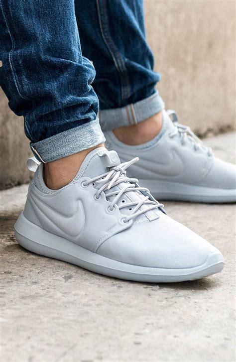 Nike Roshe Run Ii Premium nike roshe ii in wolf grey soletopia