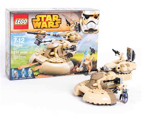 Lego Wars 75080 Aat Toys lego wars aat 75080 pley buy or rent the coolest