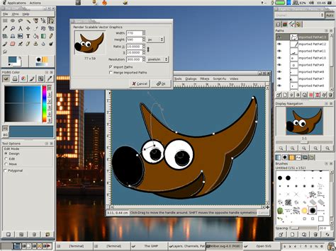 photoshop software gimp free replacement for adobe photoshop