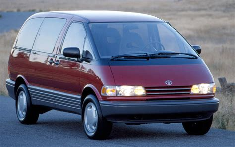 1991 Toyota Previa 1991 Toyota Previa 1 Photo 16