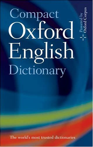 buy compact oxford english dictionary for students as book sellers librarika compact oxford english dictionary for university and college students
