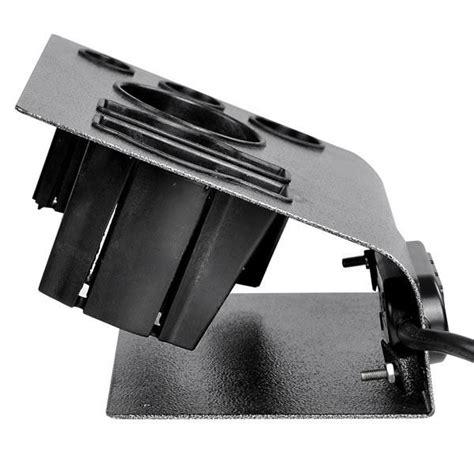 New Senter Lu Led 3 In 1 Aw 2899 Portable Solar L Emergency Jj salon appliance desktop flat iron hair dryer blower holder