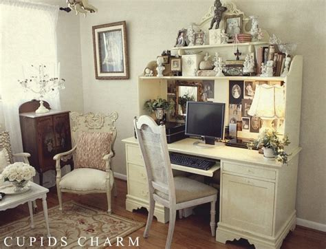 17 best images about shabby chic office on pinterest