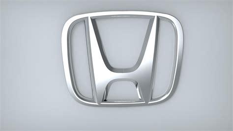 Emblem 3d Logo Sayap Honda Sepasang honda logo free 3d model stl cgtrader