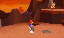 Rugged Road Paper Mario by Paper Mario Sticker Walkthrough Chapter 5 Mario