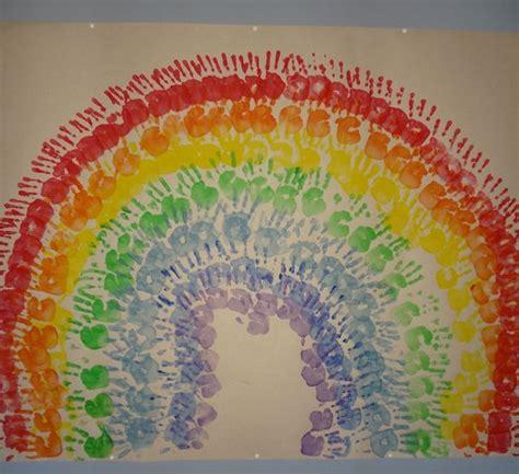Farben Im Kindergarten Ideen by Die Besten 17 Ideen Zu Regenbogen Bastelarbeiten Auf