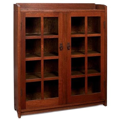 gustav stickley bookcase 717 furniture